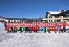抚松举办2019年冰雪运动特色学校体育教师滑雪技术培训