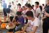 閩北職業技術學院校園開放日活動展職教魅力