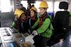 上海海事大学探索海洋意识教育的大中小一体化