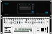RENSTRON觸控型9*9高清數字混合矩陣切換器RHS-09H觸控混插單路板卡4K無縫切換