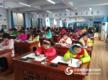 华文众合智云数字书法教室成功装配郑州上街曙光小学