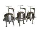 不銹鋼中間體活性炭保溫式過濾器