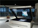 蚁利全息玻璃加工,360幻影成像玻璃定做,3D幻像玻璃批发定制,全息教学投影显示玻璃,教育三维展示分光镜,科教科普3d立体成像玻璃厂家订做