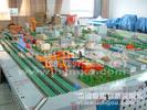 物流沙盘模型_西安外事国际物流陆港