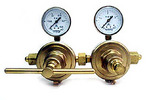 氧气双级管路减压器