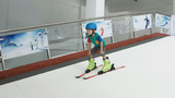 履带式室内滑雪机 新疆室内滑雪模拟器 室内滑雪练习机厂家
