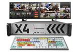 Streamstar X4 機架式制播系統 體育賽事直播系統