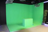 實景與虛擬演播室都是怎么搭建的