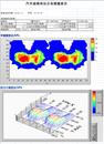 办公座椅人体压力分布测量仪