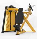 舒华大黄蜂系列力量器械 SH-G7805坐式推肩训练器