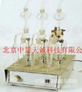 石油产品硫含量试验器(燃灯法) 型号:SJDZ-380