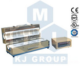 六温区超长开启式管式炉--OTF-1200X-VI-2M