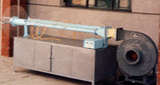 上海实博  RSC-1旋流燃烧器实验台 燃气工程 厂家直销