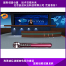 新闻访谈虚拟演播室实景演播室