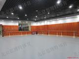 舞蹈地胶(北京解放军艺术学院案例)