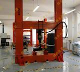 天然氣重卡氣瓶試驗臺LNG檢測設備,反力架
