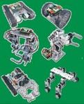 典型機器人控制實驗箱