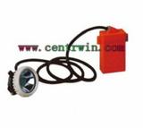 鎳電池雙光電源LED礦燈 型號:KL5LM(A)