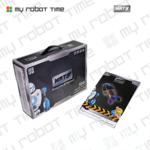 韓端教育機器人MRT5-1教具/早教智能玩具/益智拼裝玩具