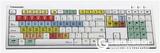 专用彩色快捷键盘