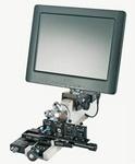 光纤检测显微镜