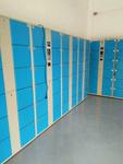 超市保管柜订做图纸柜电子存包柜机场存物柜寄存柜佛山厂家定制
