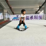冰雪運動體驗設備 兒童訓練滑雪機 廣東健身房室內滑雪機廠家