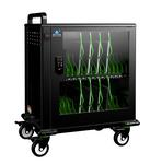 智能充电车 际庆科技移动式平板电脑充电柜