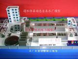 水厂布置动态演示模型