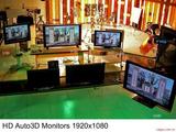 立体液晶电视机
