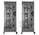 2DT4-FP-X C60 雙聯透明仿真教學電梯模型