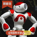 智能佳 法国NAO-V5智能人形机器人 娱乐表演教学机器人 质保1年