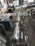 北方石化9.5m大型超声速空气动力学激波管