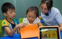 立人智慧教室 电子书包 软件自主研发,海量教学资源