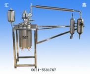 冷凝回流装置实验室反应釜