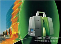 ScanStation C10三维激光扫描仪