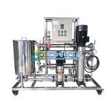 多功能有机膜中试设备-有机膜过滤80L