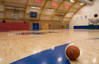 篮球场建设