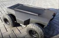 小黃魚智能SYF-1智能車基于ROS基礎上、四驅、可實現室內、室外自主定位、無人駕駛的教學、科研開發平臺,負載可達100公斤