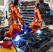 ABB機器人焊接設備