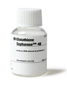 GE Glutathione Sepharose 4B GST-tagged protein purification resin 17075601