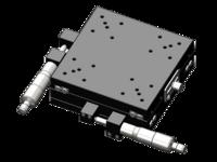 高品质精密机械手动调节微动平台
