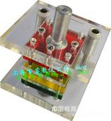BR-M06B 透明五金冷沖壓模具拆裝教學模型