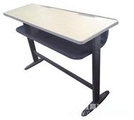 课桌椅 双人课桌椅 泊头鑫磊家具直销