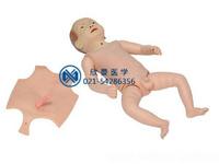 新生兒氣管切開護理模型