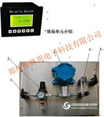 在线式氢中氧(HNP H2-O2)、氧中氢分析仪(HNP O2-H2)