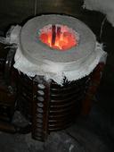 遼寧省沈陽市電爐制造有限公司生產中頻爐,中頻電爐