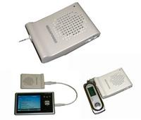 MP3/MP4直插迷你型扬声器
