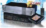 无线触摸屏中央控制系统