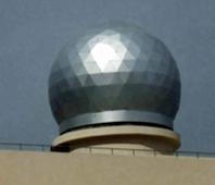 箱體拼裝式(三代產品)天文圓頂